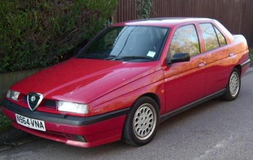 Product picture 1992-1998 Alfa Romeo 155 (Type 167) Workshop Repair Service Manual