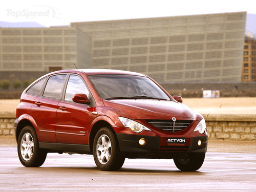 Product picture 2005-2013 SsangYong Actyon Workshop Repair Service Manual - 1.7GB PDF!