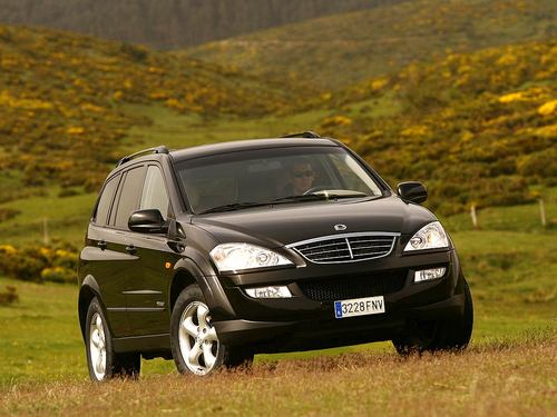 Product picture 2003-2010 SsangYong Kyron Workshop Repair Service Manual !1,400MB PDF!
