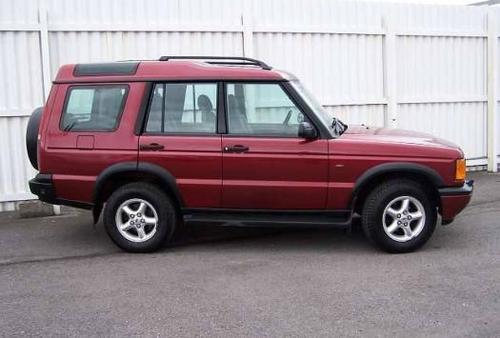 Product picture 1999-2003 Land Rover Discovery Series II, 2001-2003 Land Rover Freelander Workshop Repair Service Manual