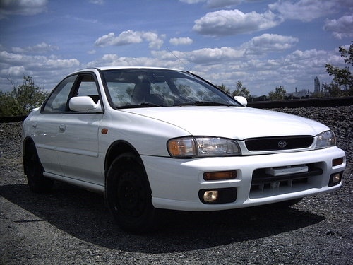 Product picture 1997-1998 Subaru Impreza Workshop Repair Service Manual