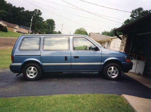 Product picture 1993 Chrysler/Dodge Town & Country, Caravan and Voyager Workshop Repair Service Manual in PDF Format BEST DOWNLOAD