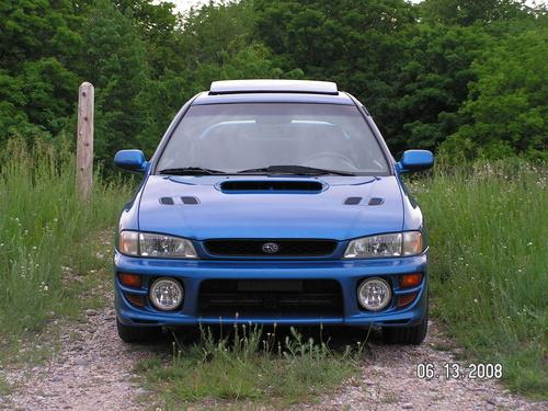 Product picture 1999-2000 Subaru Impreza P1 (WRX) Workshop Repair Service Manual BEST DOWNLOAD
