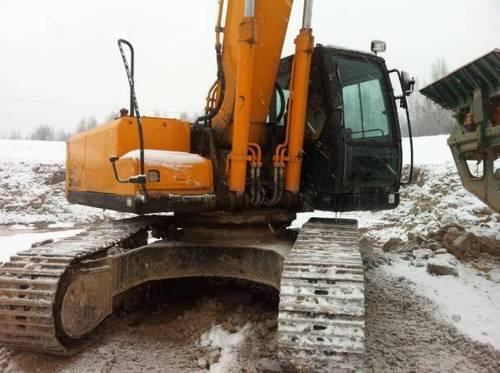 Product picture Hyundai Crawler Type Excavator R290LC-3 Workshop Repair Service Manual BEST DOWNLOAD