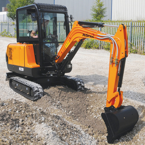 Product picture Hanix H22B Mini Excavator Workshop Repair Service Manual BEST DOWNLOAD
